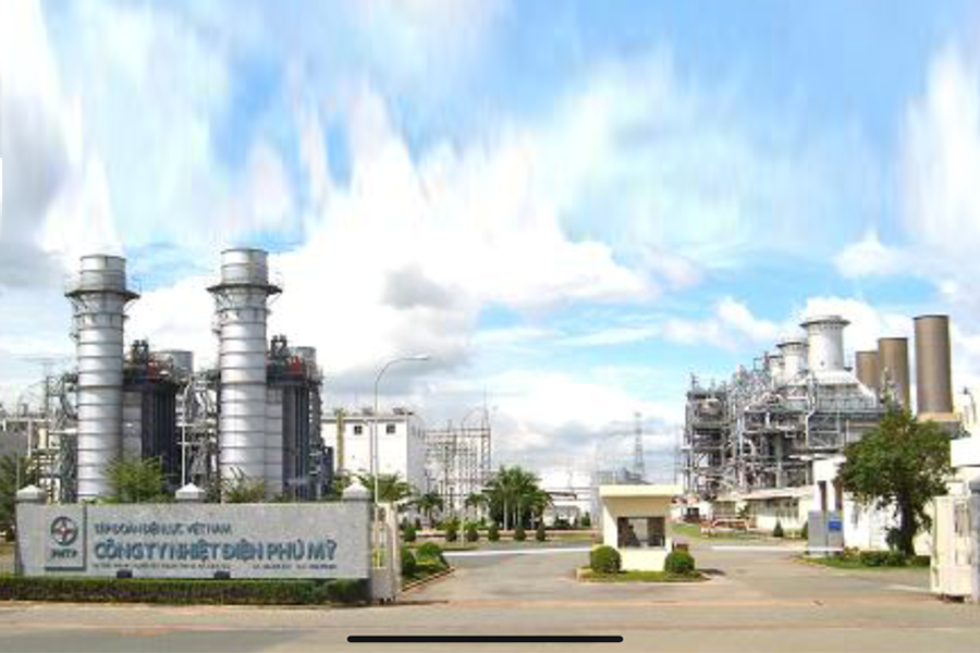 Phu-My-Thermal-Power-Plant